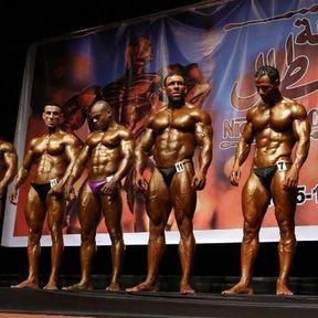 Quid des compétitions de bodybuilding ?