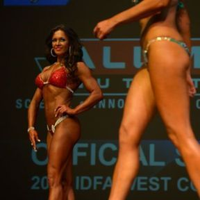 Le bodybuilding au féminin