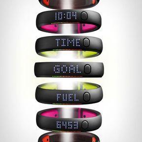 Le plus sport : Nike+ FuelBand SE