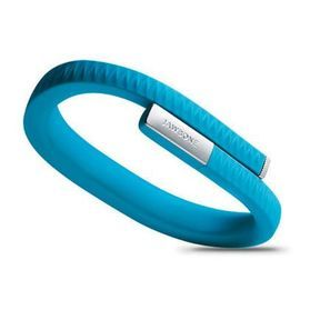 Le plus coloré : Jawbone up bracelet bleu large