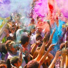 Run or Dye : la plus colorée
