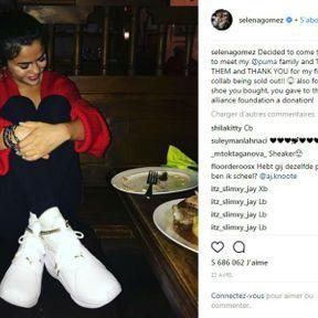 Selena Gomez pour Puma