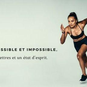 Entre possible et impossible, deux lettres et un état d'esprit.