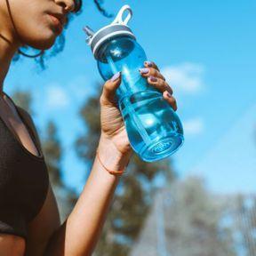 Après ta séance, beaucoup d'eau tu boiras