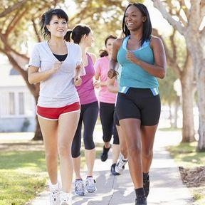 Conseil n°3 : courez entourée