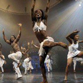 La danse africaine