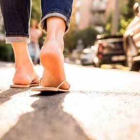 Choisir des chaussures plus adaptées
