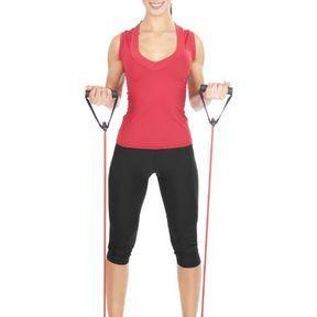 Exercice 5 : on muscle ses fesses en effectuant des squats