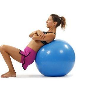Muscle droit antérieur de l'abdomen - Exercice 9 - Position de départ