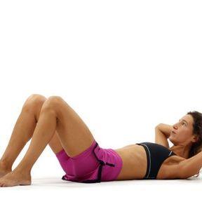 Exercices abdominaux transverses - Deuxième temps