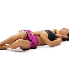 Muscles paravertébraux lombaires et oblique externe - Exercice 16 - Position de départ