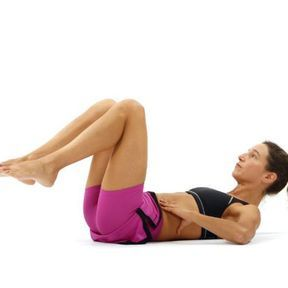 Obliques internes et le muscle droit de l'abdomen - Exercice 14 - Position de départ