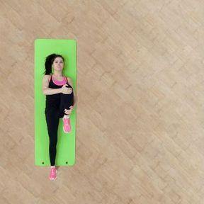Elévation et extension des quadriceps