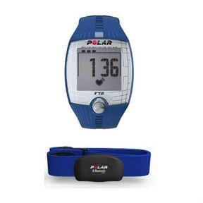 Pour son père : la montre cardiofréquencemètre +  la ceinture cardiaque de POLAR