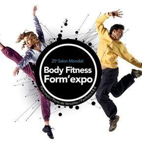 Incontournable : le 25ème salon Mondial Body Fitness Form'Expo