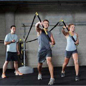 S'entraîner indoor et outdoor avec Le TRX Rip Trainer