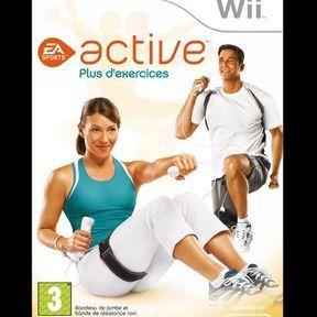 Ea Sports Active Plus d'Exercices