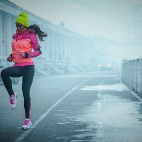 Je vais tomber malade plus souvent en faisant du sport en hiver