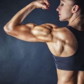Je vais ressembler à une bodybuildeuse