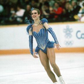 Katarina Witt : double récompense