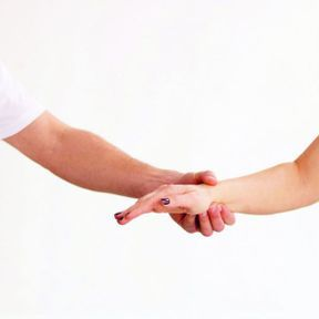 La saisie au poignet