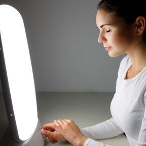 S'offrir une séance de luminothérapie
