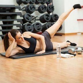 Le lever de jambe latéral