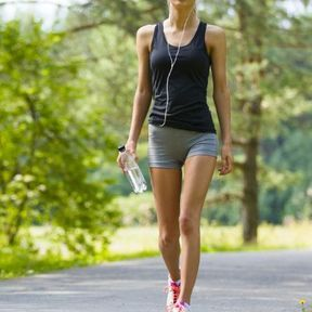 Faites un quart d'heure de marche rapide quand vous renoncez à votre séance