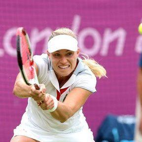 La joueuse de tennis allemande Angelique Kerber