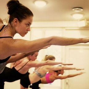 Je transpire avec le Yoga Bikram