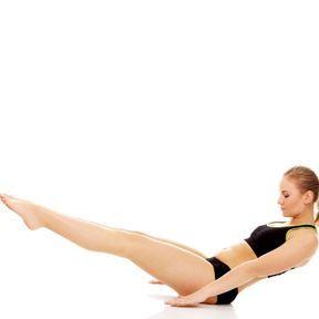 Les battements de jambes