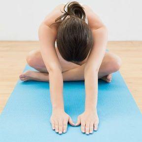 La posture Yoga-Mudra