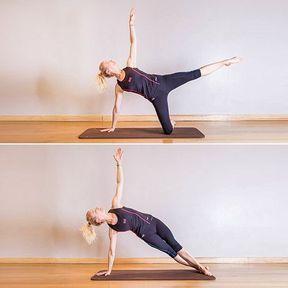 Flexion latérale, option avancée