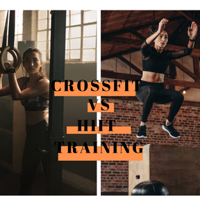 CrossFit vs Hiit Training