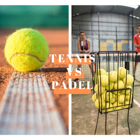 Tennis vs Padel