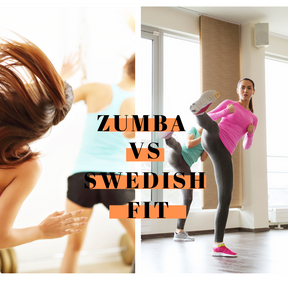 Zumba vs Swedish Fit