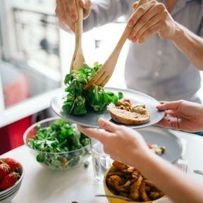 Retrouver une alimentation équilibrée