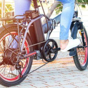 Résolution n°3 : on se met au vélo électrique