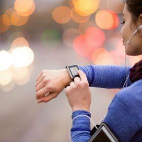 Résolution n°9 : on se surveille à l'aide d'une montre connectée