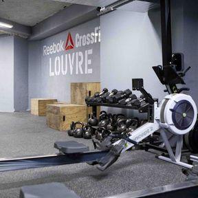 Reebok CrossFit Louvre : la plus urbaine