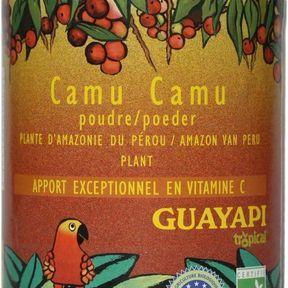 Le Camu Camu : mon atout forme péruvien