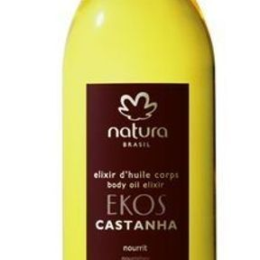 L'huile Natura Brasil : ma séance d'automassage