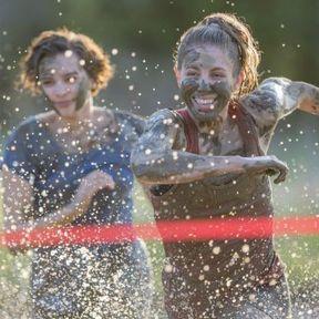 Opter pour un défi fun (mud day, color run ou love run)