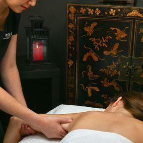 Le massage Sha de la maison du Tui Na