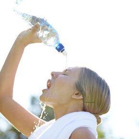 D'eau, régulièrement tu t'aspergeras