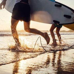 Faire du surf engagé