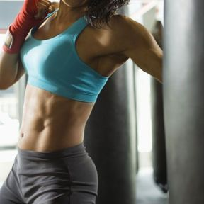 La boxe féminine