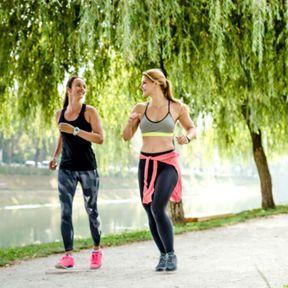 La marche rapide ou marche athlétique