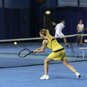 Optez pour le tennis d'intérieur !
