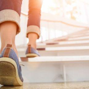 Utilisez les escaliers !
